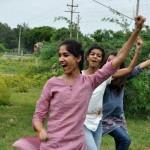A dance at the Najafgarh fair