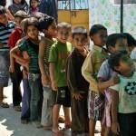The children of Najafgarh